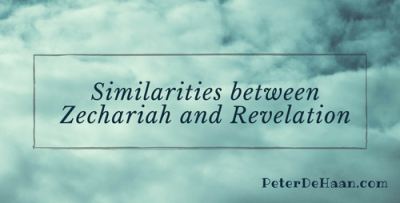Similarities Between Zechariah and Revelation