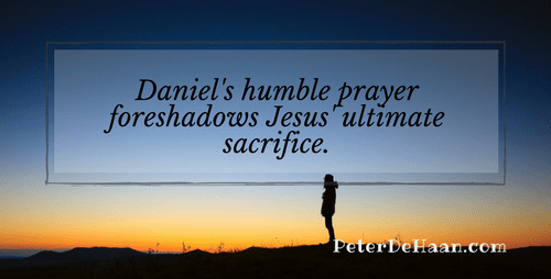 A Curious Prayer by Daniel
