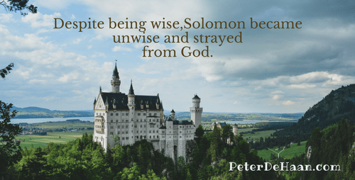 A Wise Guy: The Wisdom of Solomon