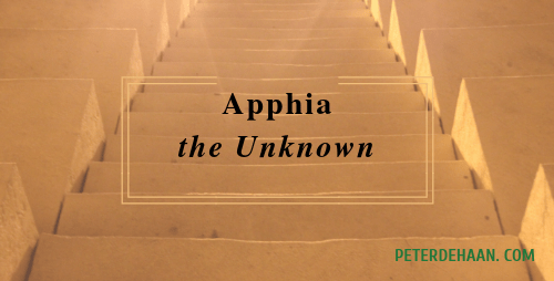 Apphia the Unknown