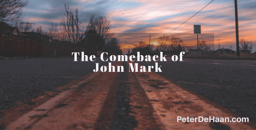 Discover the Comeback of John Mark