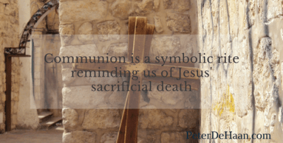 How to Approach Holy Communion