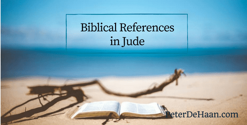 Biblical References in Jude