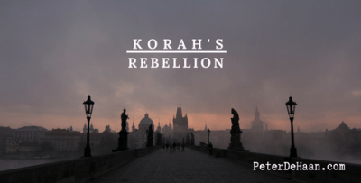 Korah's Rebellion