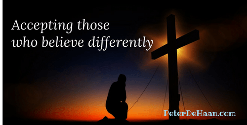 Accepting Those Who Believe Differently