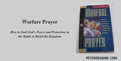 Book Review: Warfare Prayer