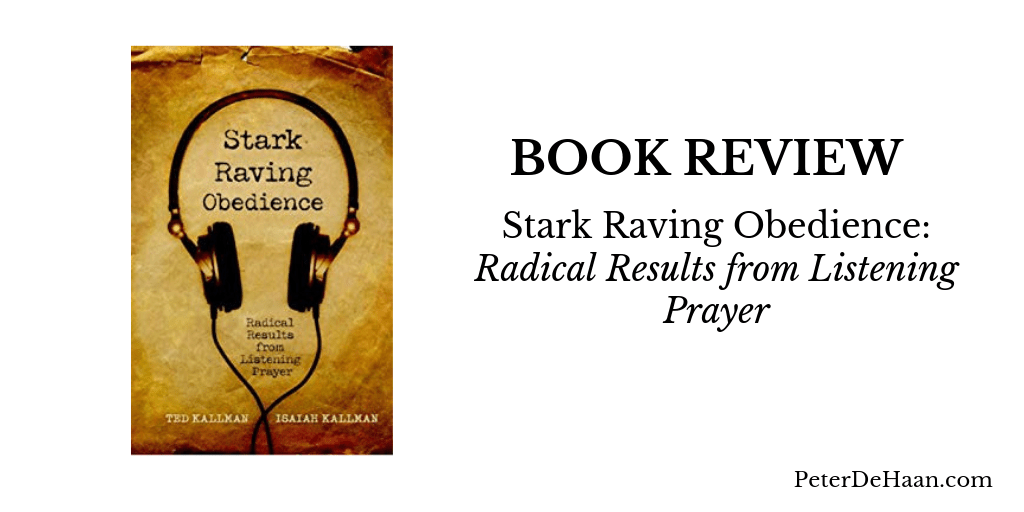 Book Review: Stark Raving Obedience