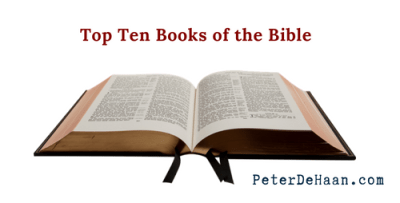Top Ten Books of the Bible