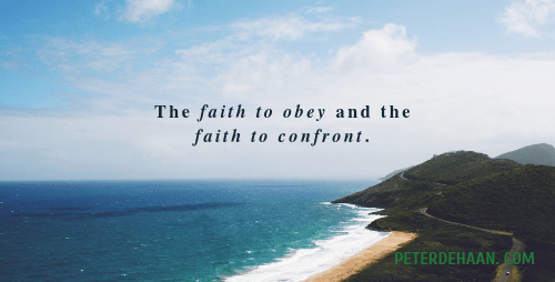 Two Expressions of Faith