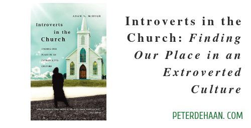 Book Review: Introverts in the Church
