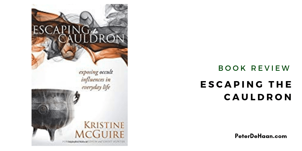 Book Review: Escaping the Cauldron
