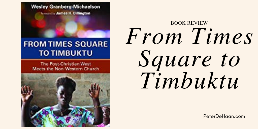Book Review: From Times Square to Timbuktu