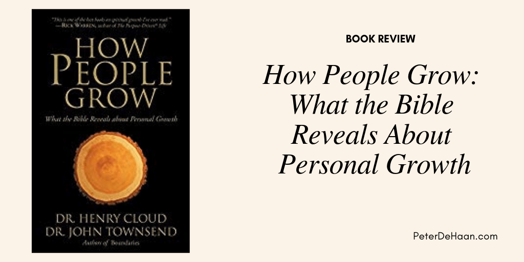 Book Review: How People Grow