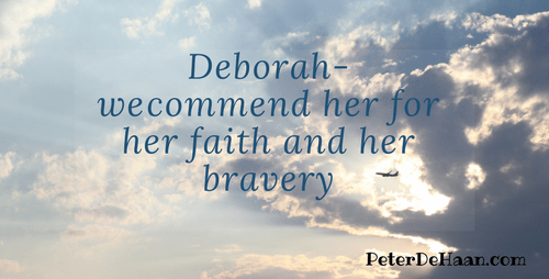 Women in the Bible: Deborah