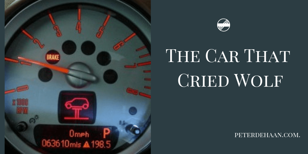 The Car That Cried Wolf