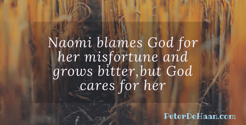 Women in the Bible: Naomi