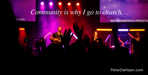 What's the Best Part of Church?