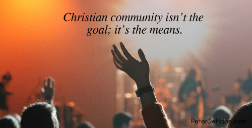 Why is Christian Community Important?