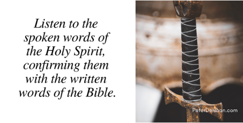 What Does The Sword of the Spirit Mean?