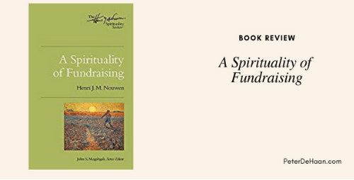 Book Review: A Spirituality of Fundraising