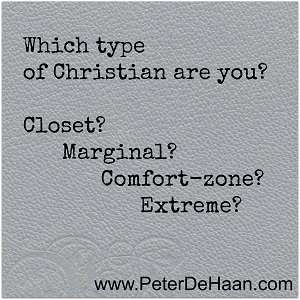 Are You a Comfort-Zone Christian?