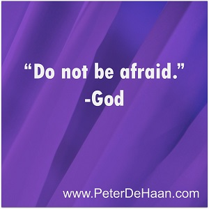 We Shouldn't Be Afraid When it Comes to God