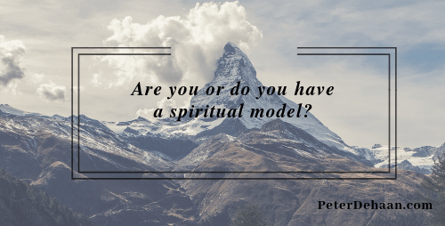 Do You Have a Spiritual Role Model?