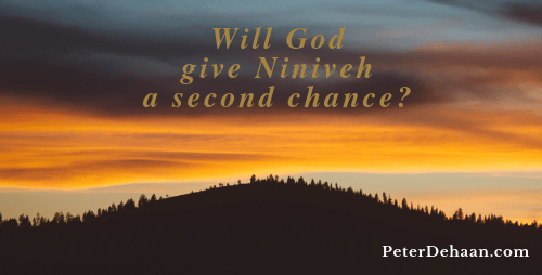 Does God Ever Loose His Patience?