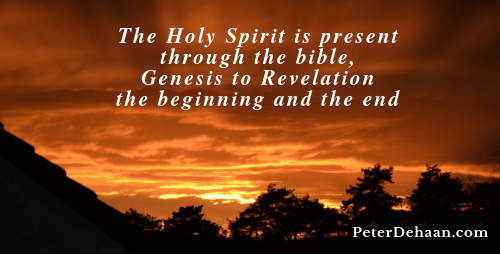 The Bible Shows Us the Holy Spirit