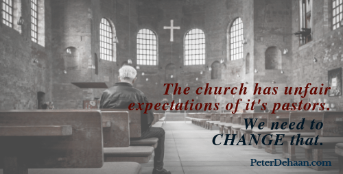 What Do You Expect From Your Pastor?