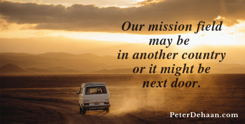 Where Should We Go For Jesus?