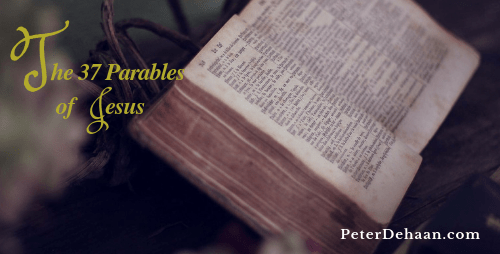 The Thirty-Seven Parables of Jesus