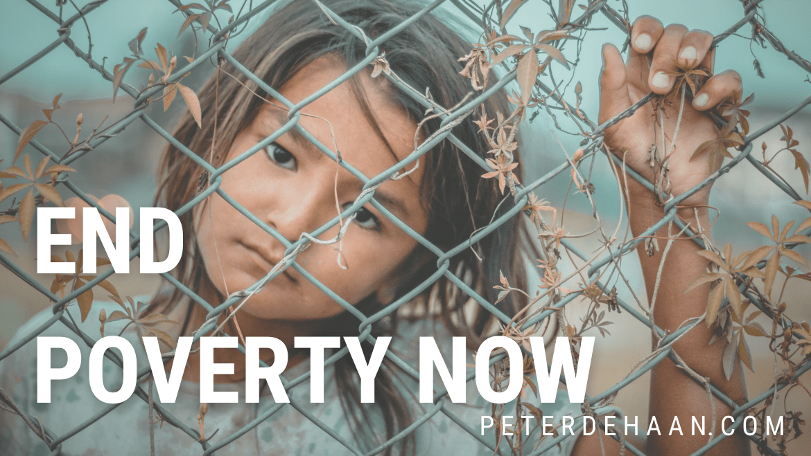 End Poverty Now: Reasonable Goal or Impossible?