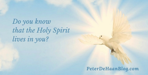 The Holy Spirit Lives in Us, But Do We Realize It?
