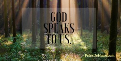 God Speaks to Job—and to Us