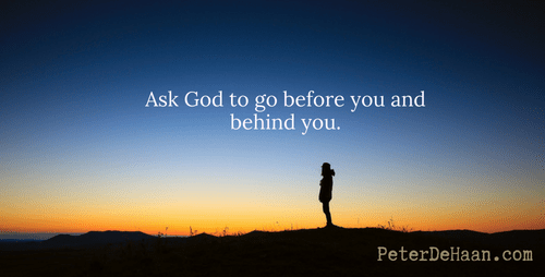Ask God to Go with Us