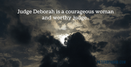 Judge Deborah