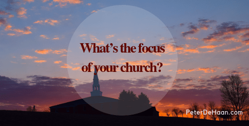 Is Church a Haven for Saints or a Hospital for the Sick?