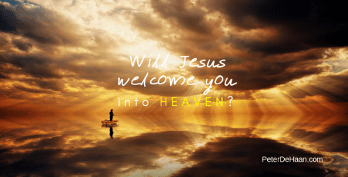 Is Jesus Waiting for You?