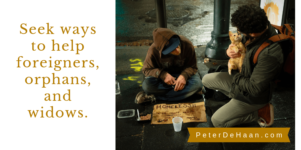 How Can We Help the Poor?