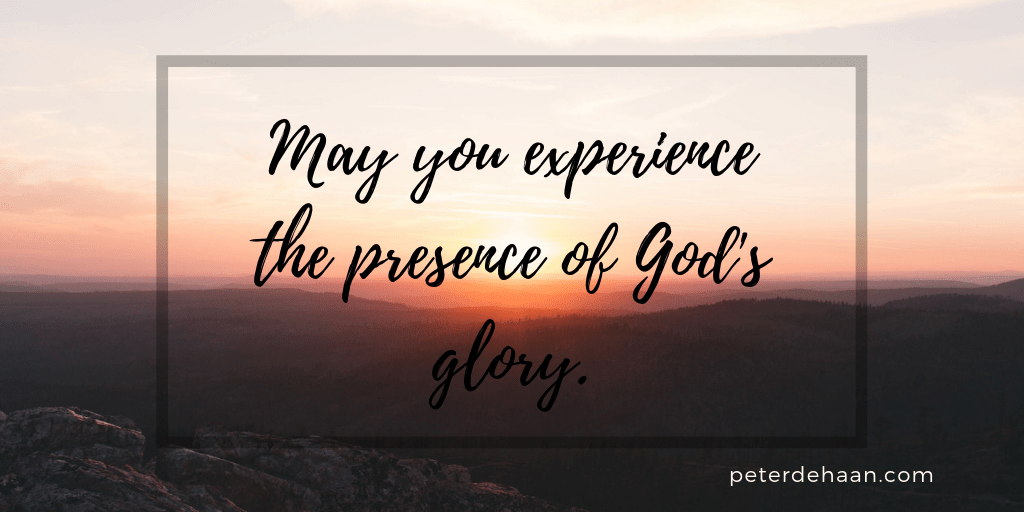 How Do We React to the Glory of the Lord?