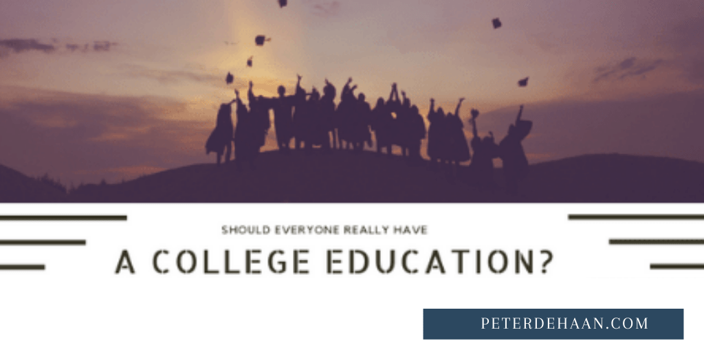 Should Everyone Really Have a College Education?