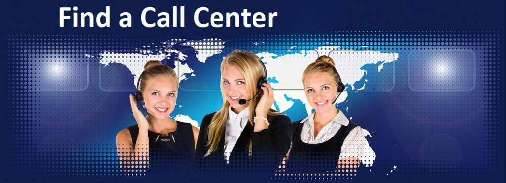 Find a Call Center: websites by Peter DeHaan Publishing