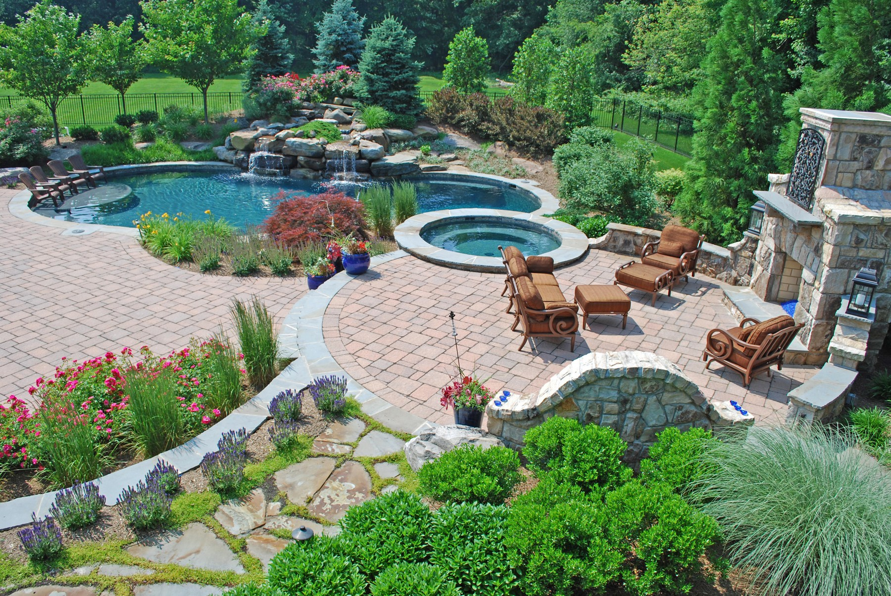 Backyard Ponds And Water Features