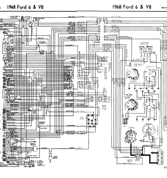 1968 ford mustang wiring harness diagram completed wiring diagrams 96 civic dash wiring diagram 1968 mustang [ 5246 x 3844 Pixel ]