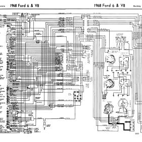 1968 Mustang Wiring Diagrams | Evolving Software