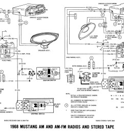 1969 ford mustang am radio wiring diagram wiring diagram 1969 cougar wiring diagram 1968 mustang wiring [ 1500 x 1060 Pixel ]
