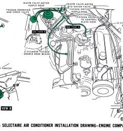 air conditioner engine compartment [ 1300 x 963 Pixel ]