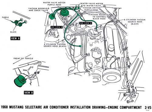 small resolution of air conditioner engine compartment