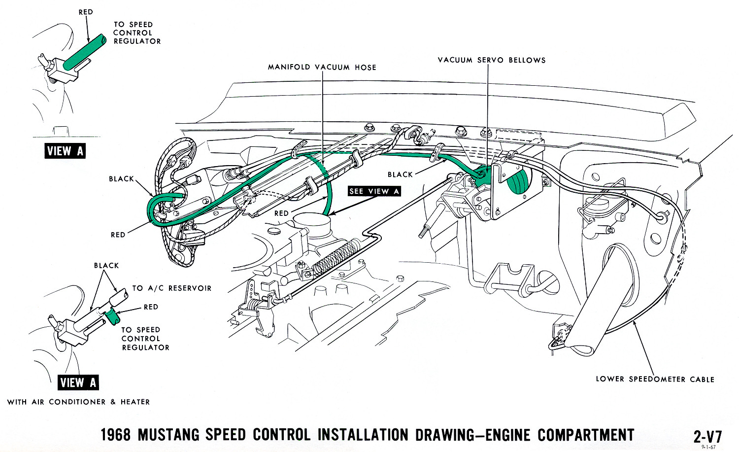 1996 ford mustang mach 460 wiring diagrams